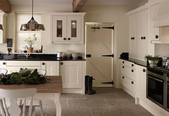 Classic traditional style kitchen