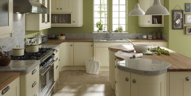 tradtional kitchen